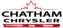 Chatham Chrysler Dodge Jeep Ram Logo